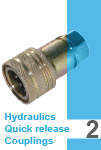 Hydraulics Quick Release Couplings